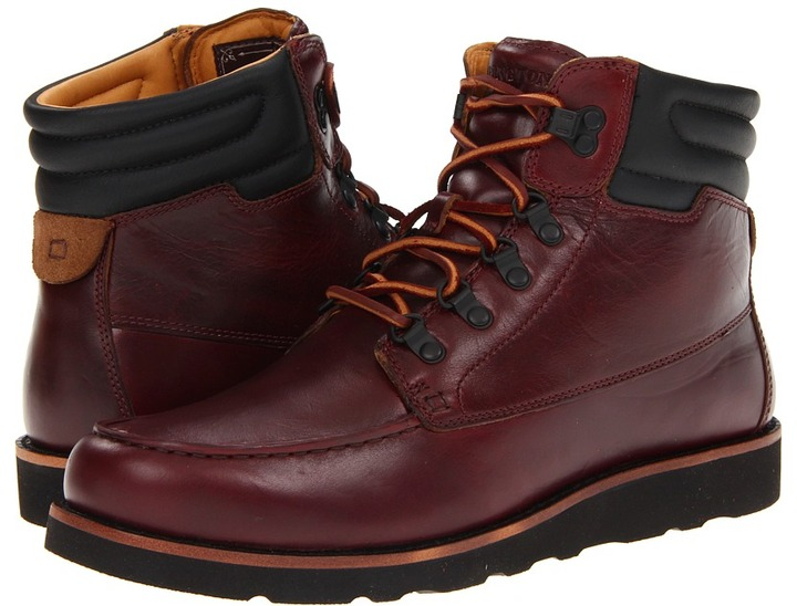 Timberland Abington Low Guide Boot (Burgundy) - Footwear