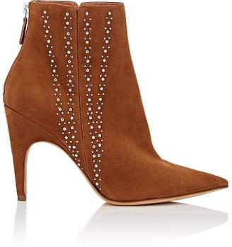 Derek Lam Women's Isla Studded Leather Ankle Boots