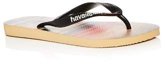 Havaianas Men's Hype Beach Print Flip-Flops