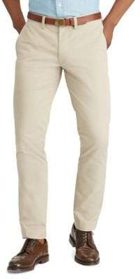 Polo Ralph Lauren Stretch Straight-Fit Chino Pants