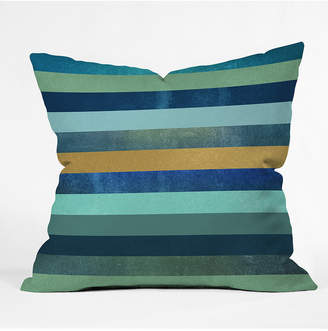 Deny Designs Elisabeth Fredriksson Ocean Deep Throw Pillow