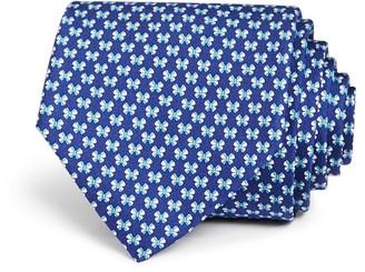 Salvatore Ferragamo Neat Bows Classic Tie $190 thestylecure.com
