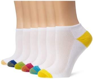 Gold Toe Women's Mesh Sport Liner 6 Pack