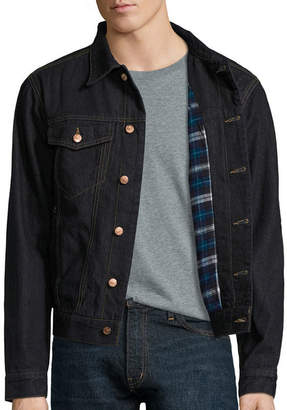 M·A·C Big Mac Flannel Lined Trucker Jacket