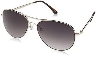 Lucky Brand Lucky D917gol61 Aviator Sunglasses