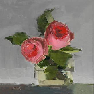 Kate Spade Red Roses Art