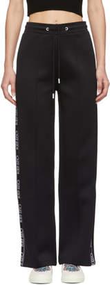 Kenzo Black Cropped Sport Lounge Pants