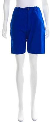 Arts & Science High-Rise Knee-Length Shorts w/ Tags