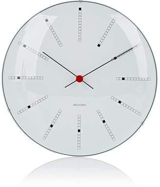 Carl Mertens Banker's Wall Clock