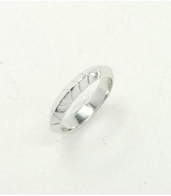 Palladium House of Harlow 1960 Thin Antique Ring **Backorder**