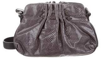 Marc Jacobs Embossed Leather Crossbody Bag