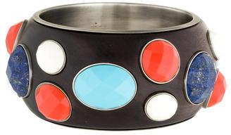 Bottega VenetaBottega Veneta Beaded Wooden Bracelet