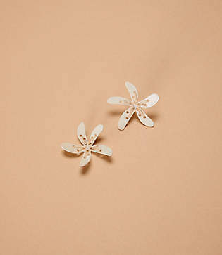 Lou & Grey Lokalwear Flower Earrings
