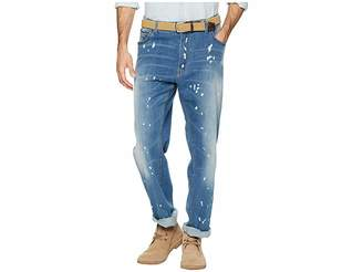Sean John Five-Pocket Jeans Blizzard Wash Men's Jeans