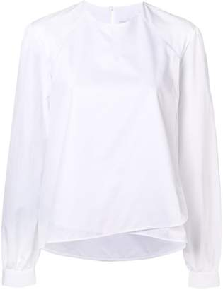 Valentino loose fitted blouse