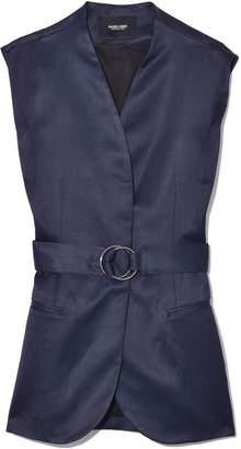 Rachel Comey Circuit Vest in Midnight