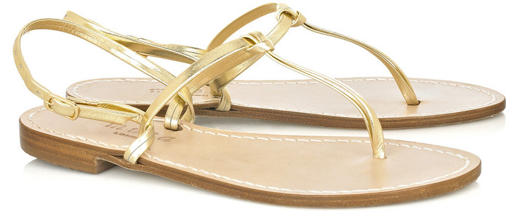 Musa Classic Grecian leather sandals