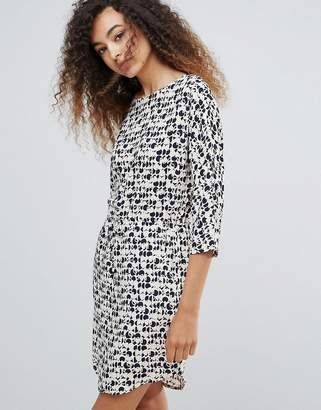 MBYM Printed Shift Dress