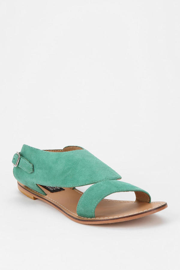 Urban Outfitters Deena & Ozzy Suede Slingback Sandal