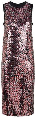 McQ Sequin Tank Dress