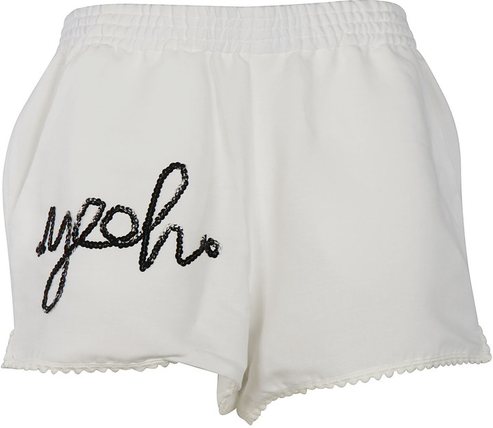 Boy London Forte Couture I Say Yeah Shorts