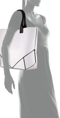 Givenchy Top-Handle Tote Bag with Line Detail