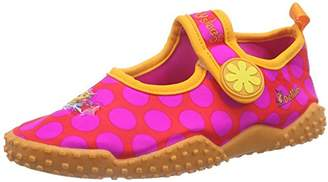 Playshoes GmbH UV Protection Aqua Die Maus Dots, Unisex Kids' Water Shoes,2 UK (34/35 EU)