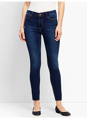 Talbots Comfort Stretch Denim Jeggings - Leo Wash