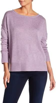 NYDJ Solid Knit Sweater