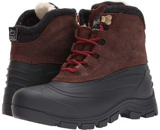 Woolrich Fully Wooly Green Bay Men's Waterproof Boots