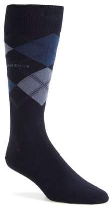BOSS 'James' Argyle Socks