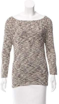 Brochu Walker Knit Scoop Neck Sweater w/ Tags