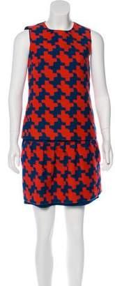 Diane von Furstenberg Veronica Jacquard Dress