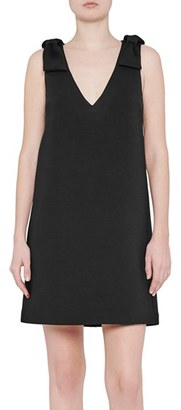 Women's French Connection Token Shift Dress $138 thestylecure.com