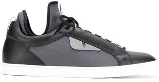 Fendi low top trainers