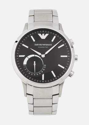 Emporio Armani Steel Strap Watch