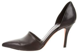 Vince Leather Claire Pumps