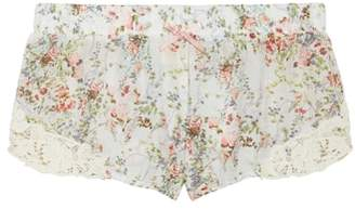 Papinelle Yolly Floral Pajama Shorts