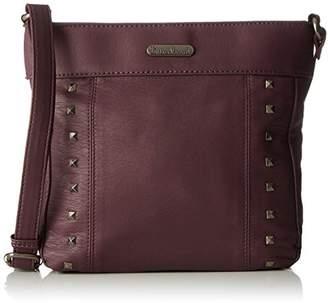 Little Marcel Do05, Women's Cross-Body Bag, Violet (Burgundy), (W x H L)