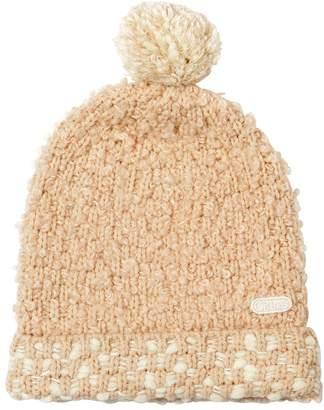Chloé Wool Boucle Pompom Hat