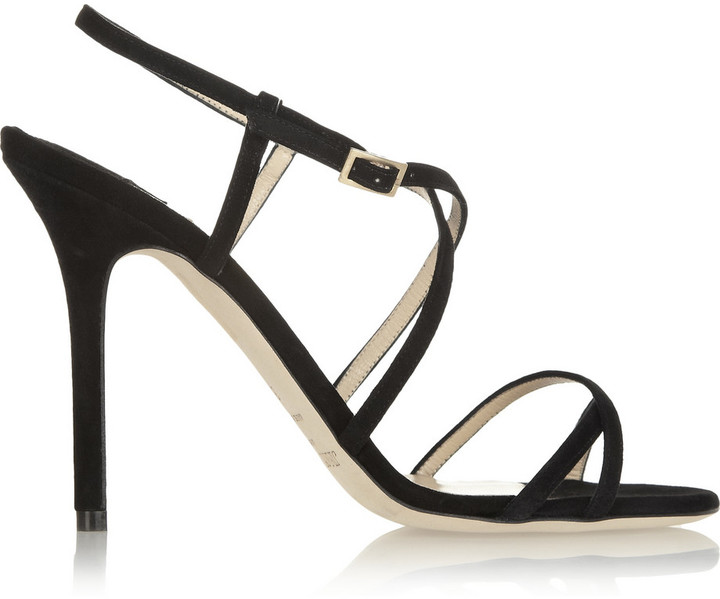 Jimmy Choo Issey Suede Sandals