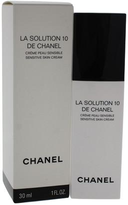 Chanel 1Oz La Solution 10 De Sensitve Skin Cream