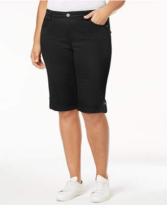 Style&Co. Style & Co Plus Size Denim Shorts