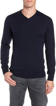 Icebreaker Shearer V-Neck Merino Sweater