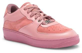 RED Valentino Leather & Suede Sneaker