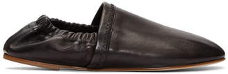 Acne Studios Black Oy Loafers