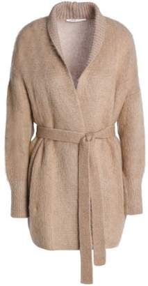 Agnona Wool And Cashmere-Blend Cardigan