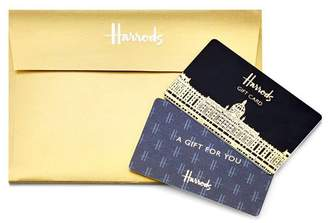 Harrods Gift Card £500
