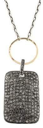 Chicco Zoë Diamond Tag Necklace