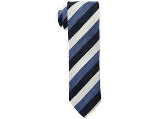 Eton Striped Rep Tie